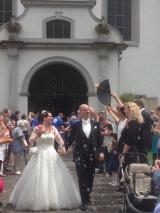 <h5>Hochzeit</h5><p>Hochzeit Adriano (Perkussionist bei Extempo) und Esther 2015</p>